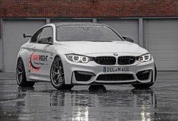 Lightweight lleva el BMW M4 hasta los 520 CV