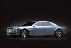 Lincoln Continental concept, a subasta este prototipo del año 2002