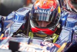 Max Verstappen debutará en los libres de Japón con 17 años recién cumplidos