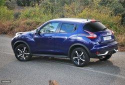Nissan Juke 1.5 dCi Tekna Premium (II): Diseño, habitabilidad y maletero