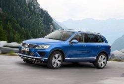 Volkswagen Touareg 2015, precios y equipamiento para España