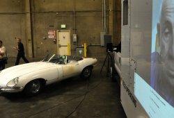 Recupera su Jaguar E-Type 46 años después de ser robado