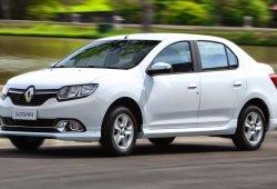 Rusia - Agosto 2014: Renault Logan y Nissan Almera consiguen sus mejores registros