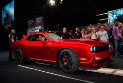 Subastan el primer Dodge Challenger Hellcat por 825.000 dólares