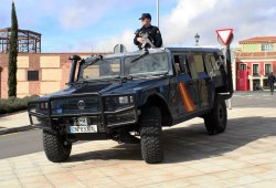 Vehipol 2014, el Salón del Vehículo de los Cuerpos de Seguridad