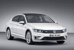 Volkswagen Passat GTE, nuevo híbrido prestacional para París