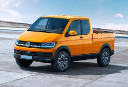 Volkswagen Tristar Concept, para los trabajadores off-road