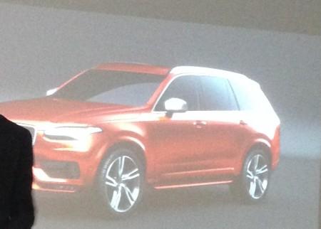 ¿Estamos ante el Volvo XC90 R-Design?