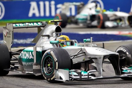 En directo, la carrera de F1 desde Monza