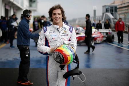 Roberto Merhi rodará en los primeros libres en Monza con Caterham