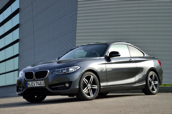 bmw 220d coupe nuevo motor di sel de 190 cv para el serie 2 coupe. Black Bedroom Furniture Sets. Home Design Ideas