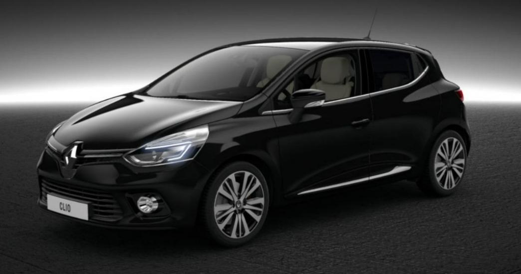 Renault Clio Initiale Paris, el lujo llega al utilitario en Francia