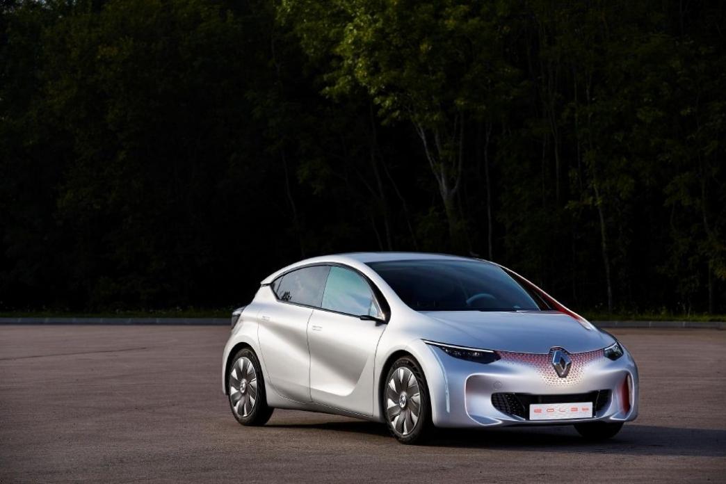 Renault desvela el Eolab, un prototipo que consume 1l/100km (+vídeo)