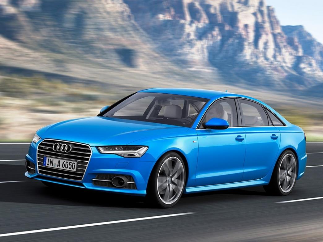Renovación para toda la gama del Audi A6