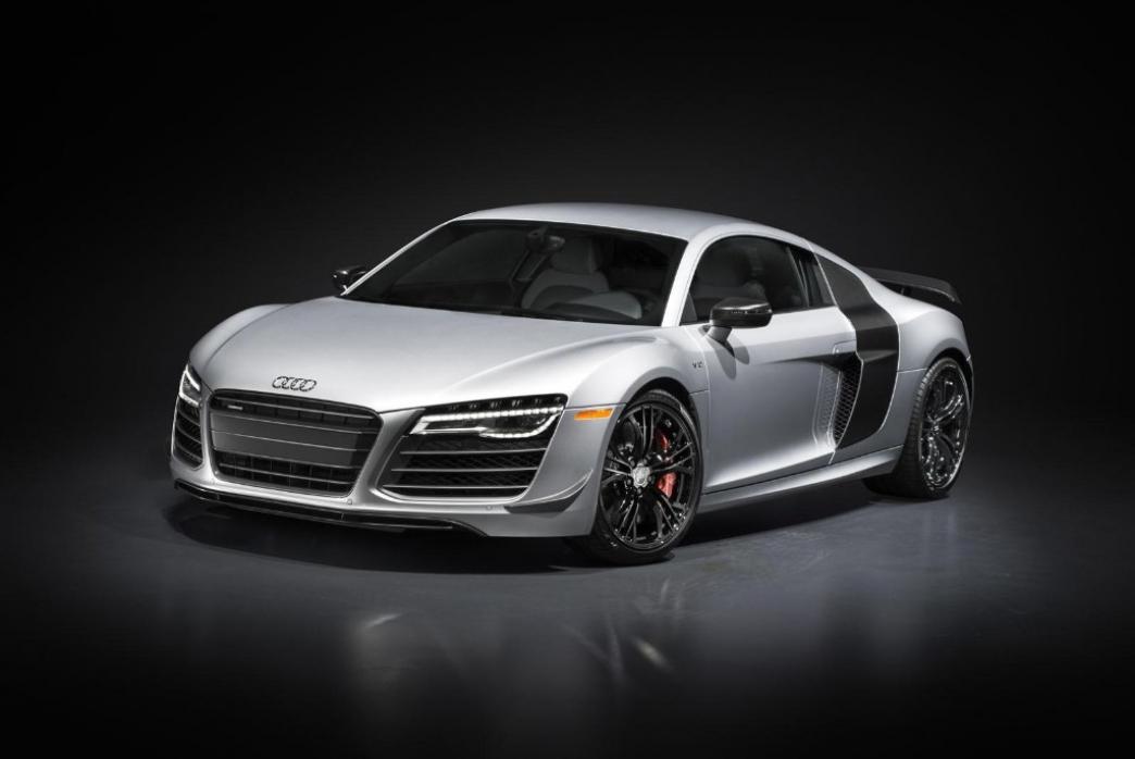 Audi R8 competition: el Audi de producción más rápido de la historia