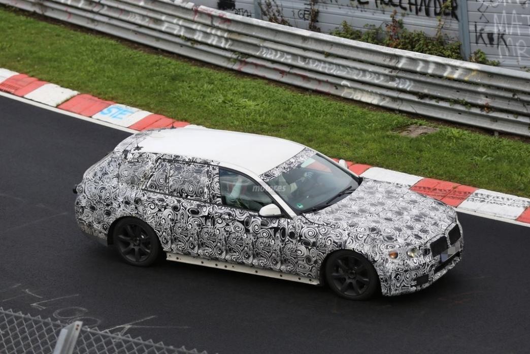 BMW Serie 5 Touring 2016, su nueva generación ya en pruebas