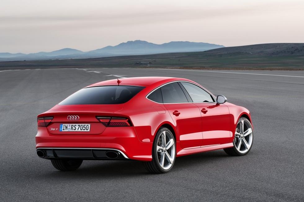 El nuevo Audi RS 7 Sportback inicia su comercialización en España
