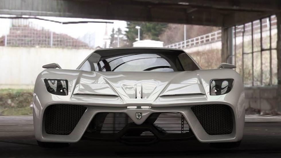 Lavinia SE, ¿el primer superdeportivo eléctrico con carácter italiano?