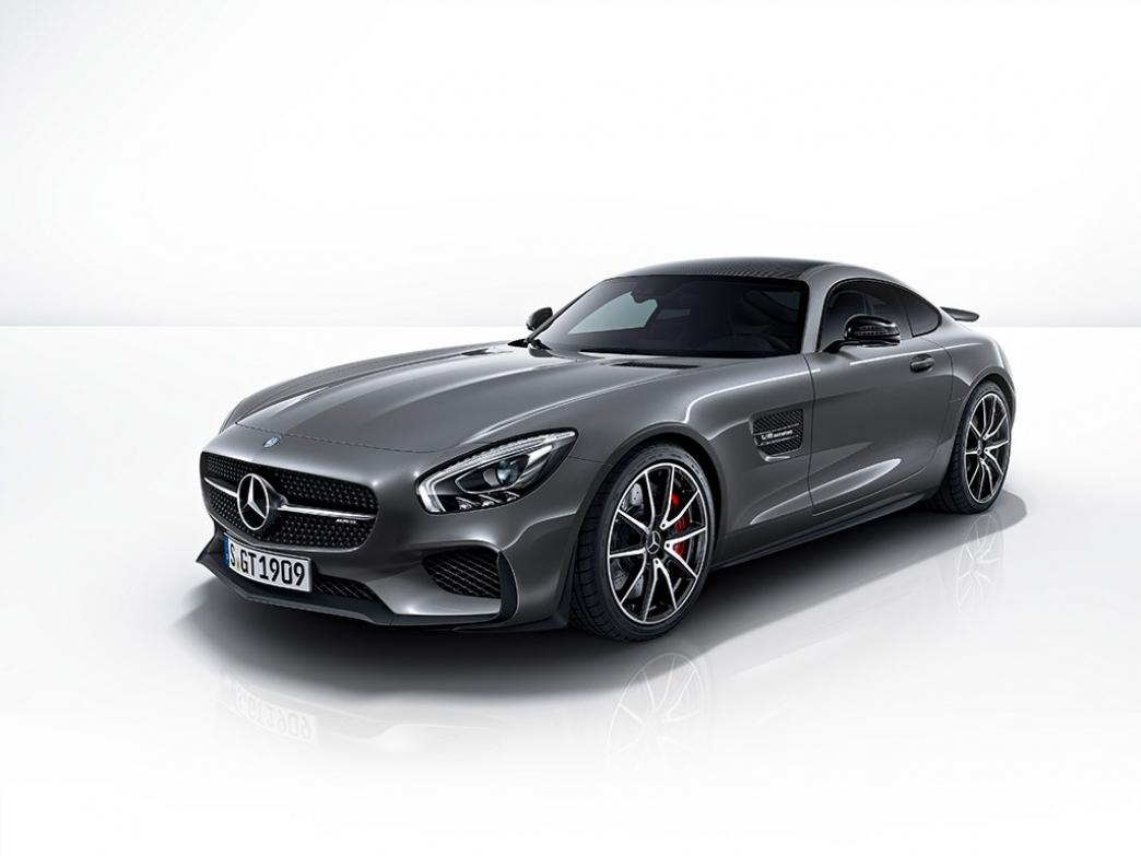 Mercedes AMG GT Edition 1 y precios de los AMG GT para Europa
