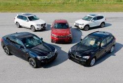 15 años de la exitosa gama X de BMW
