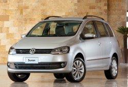 Argentina - Septiembre 2014: El Volkswagen Suran asalta el podio