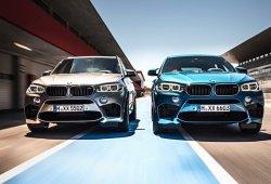 BMW X5 M y X6 M 2015, dos joyas de descomunal potencia (con vídeo)