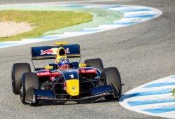Carlos Sainz Jr, campeón de las World Series by Renault 2014 en Jerez