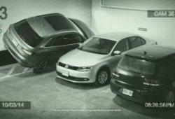 Con el Audi Q3 siempre encuentras una plaza de aparcamiento