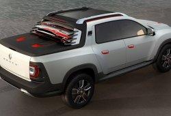 Dacia Oroch, la nueva pick-up para ocio del Grupo Renault