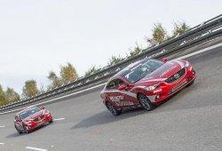 El fin de semana de los récords del Mazda 6