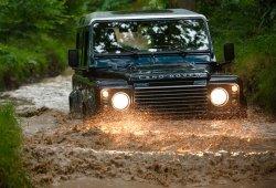 El Land Rover Defender sufrirá el tratamiento SVR