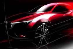 El Mazda CX-3 hará su debut en el Salón de Los Ángeles