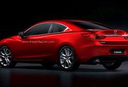 El Mazda6 Coupé ¿Llegará en 2016?