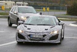 El nuevo Honda NSX continúa su camino hacia la producción