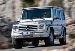 El nuevo Mercedes Clase G mantendrá sus proporciones