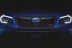 El Subaru Forester STi se presentará oficialmente el mes que viene