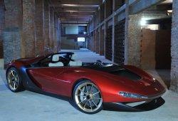 Ferrari confirma que producirá el Pininfarina Sergio Concept