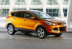 Ford Kuga 2015, ahora con menores consumos y nuevo motor diésel de 180 CV