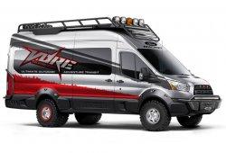 Ford Transit y sus múltiples caras en el SEMA Show 2014