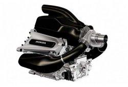 Honda muestra la primera imagen de su motor V6 para Fórmula 1
