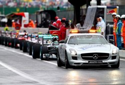 Jacques Villeneuve propone modificar las reglas de Safety Car