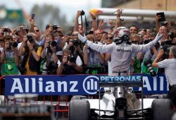 Lewis Hamilton busca en Austin superar la mejor racha de su carrera