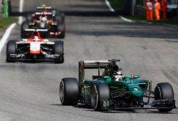 Marussia y Caterham no correrán ni en Austin ni en Brasil, confirma Ecclestone