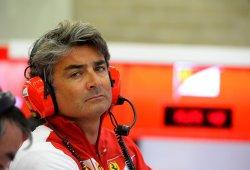 Mattiacci expone la visión de Ferrari en la descongelación de motores