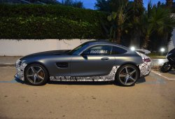 Mercedes AMG GT Black Series confirmado