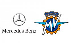 Mercedes pretende adentrarse en terreno de las dos ruedas de manos de MV Agusta