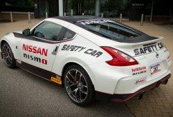 Nissan 370Z Nismo Safety Car, presente en el SEMA Show 2014