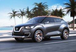 Nissan Kicks Concept, nuevo crossover compacto para Brasil