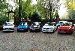 Opel Corsa, un éxito forjado en cinco pasos