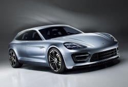 Porsche contará con un Pajun eléctrico para competir con el Tesla Model S